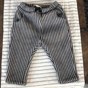 Infant Checkered Zara Pants